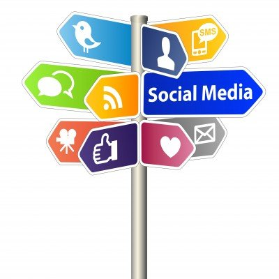 We develop social media campaigns