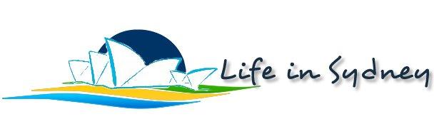 Life in Sydney logo