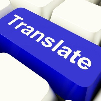We translate websites in all languages, including Asian languages