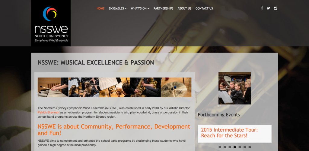 NSSWE Home page
